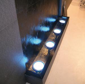 Cascate design interni best free home design idea for Fontane per interni
